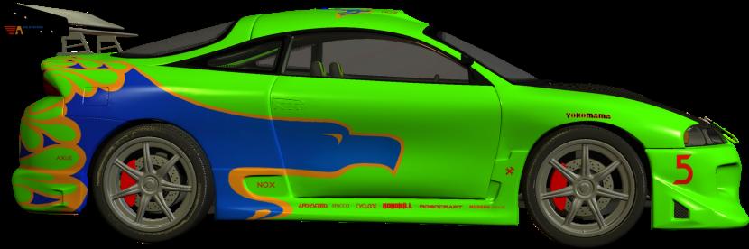 Race car car clipart