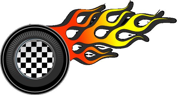 Race car racing car clip art free vector freevectors clipartcow 3