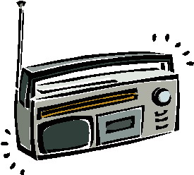 Radio Clipart ~ .