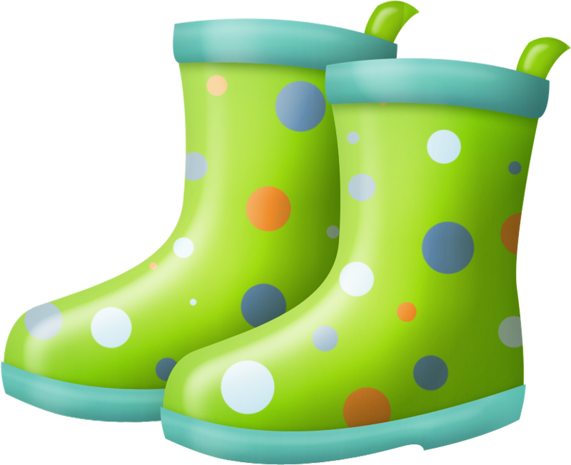 Rain boots green clipart rain boot pencil and in color green