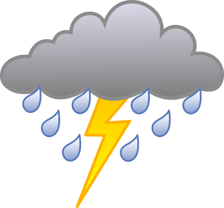 Rain Cartoon; Rain Cartoon