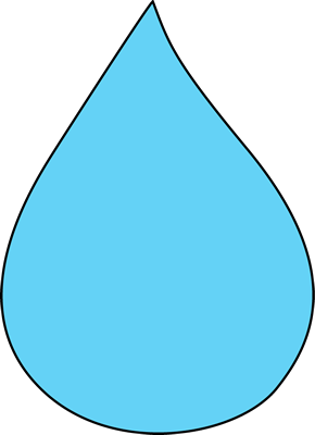 Raindrop Clipart