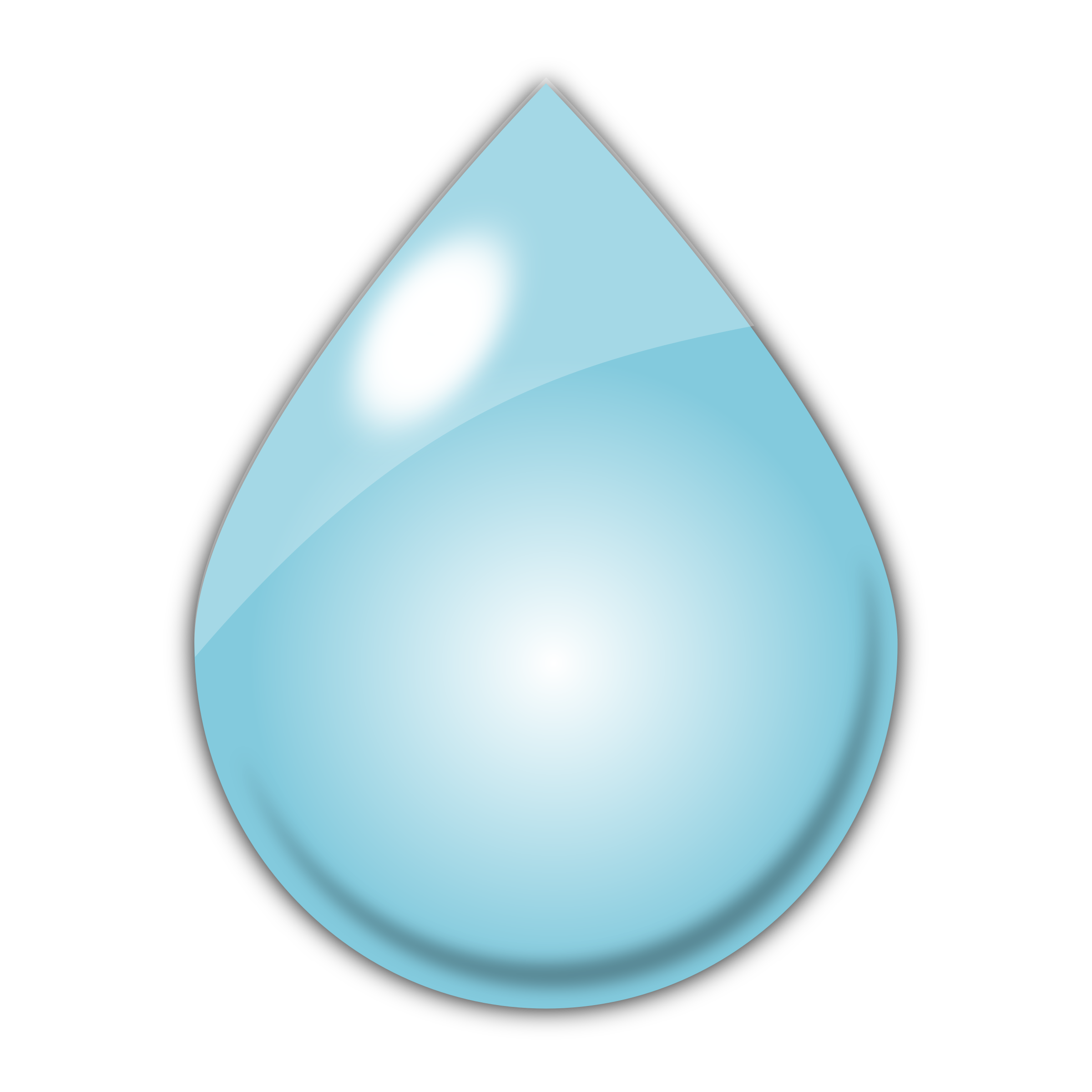 Drawings of raindrops clipart - Raindrop Clipart
