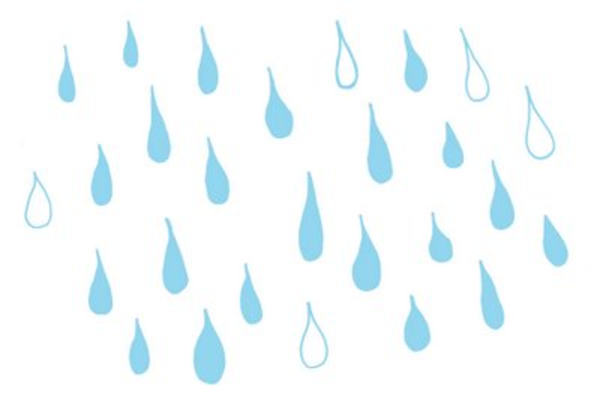 Raindrops Free Images At Clker Com Vector Clip Art Online Royalty