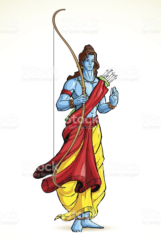 Lord Rama royalty-free lord rama stock vector art u0026amp; more images of  archery