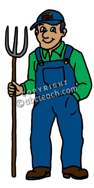 rancher clipart farmer clip art #farmer_rgb_pw