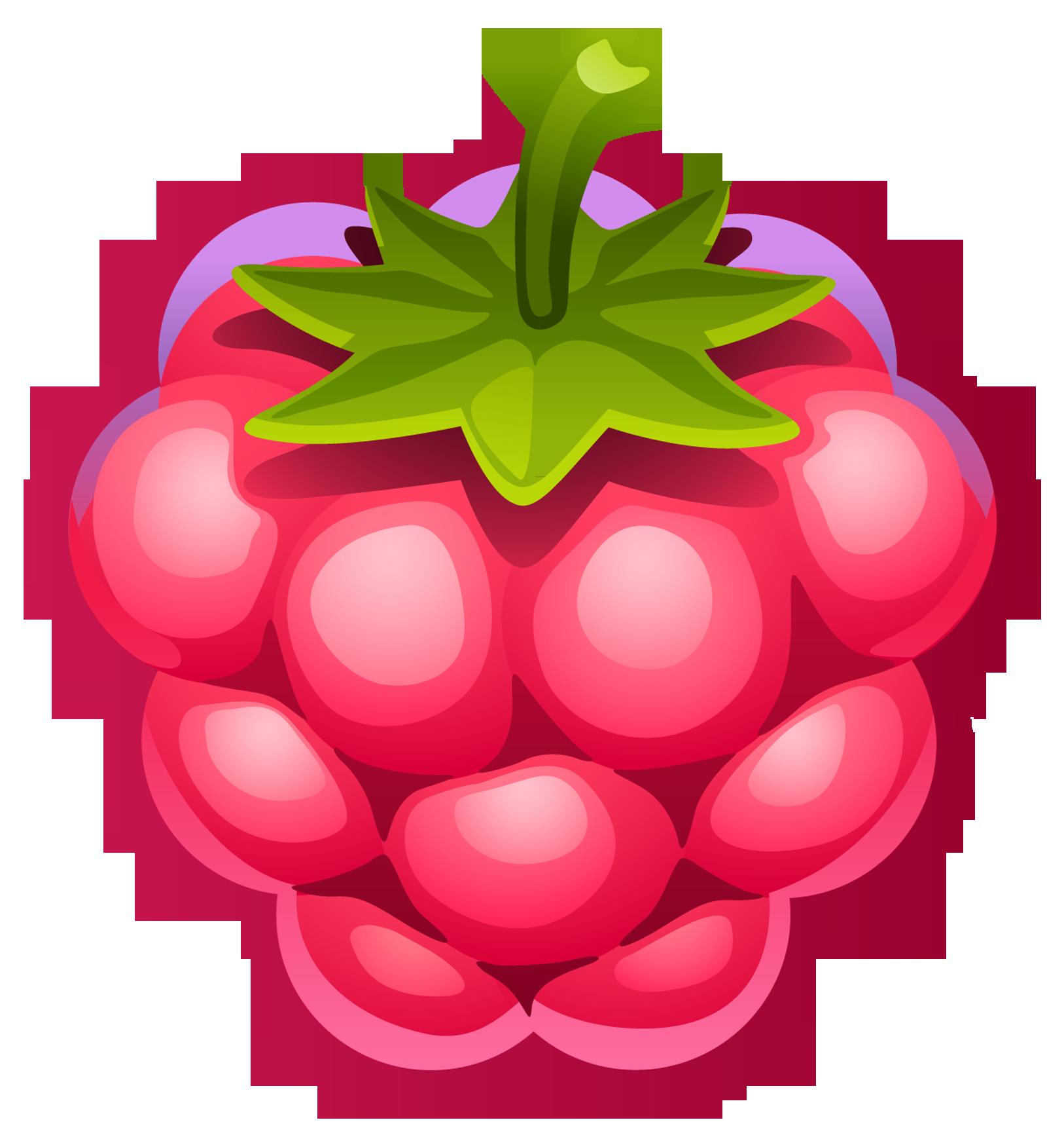 Raspberry Clipart #1
