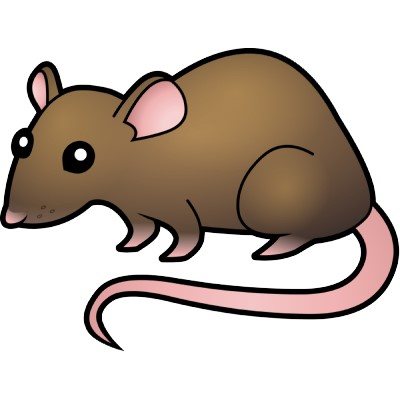 Clip art cartoon rats abtd