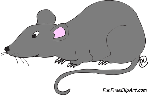 Lab rat fun free clipart funfreeclipart