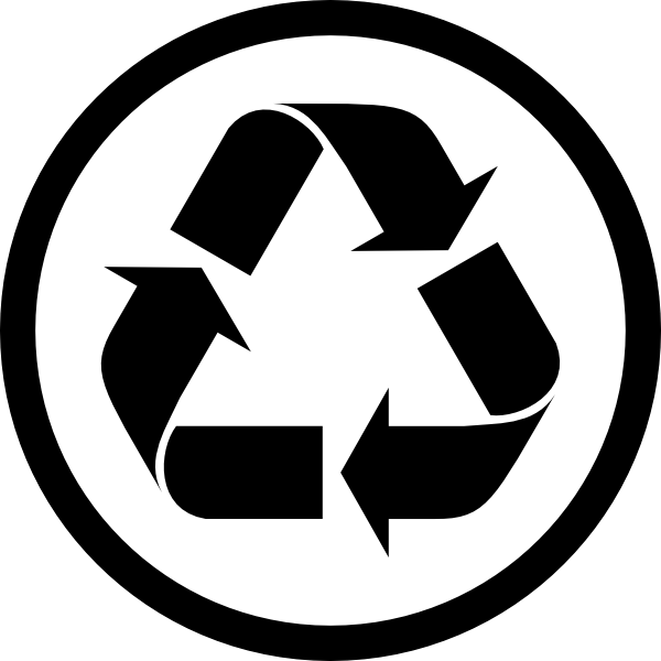 Recycle Symbol Clip Art At Clker Com Vector Clip Art Online Royalty