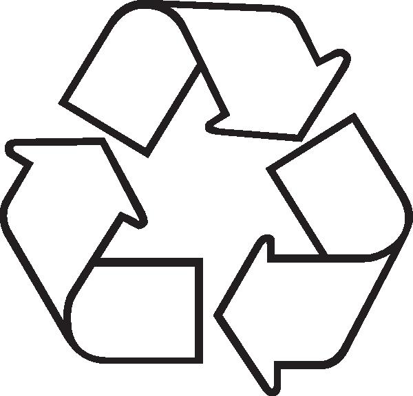 Recycling Symbol Clip Art At Clker Com Vector Clip Art Online
