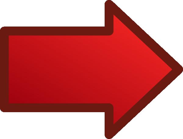 Red Arrows Set Right Clip Art At Clker Com Vector Clip Art Online