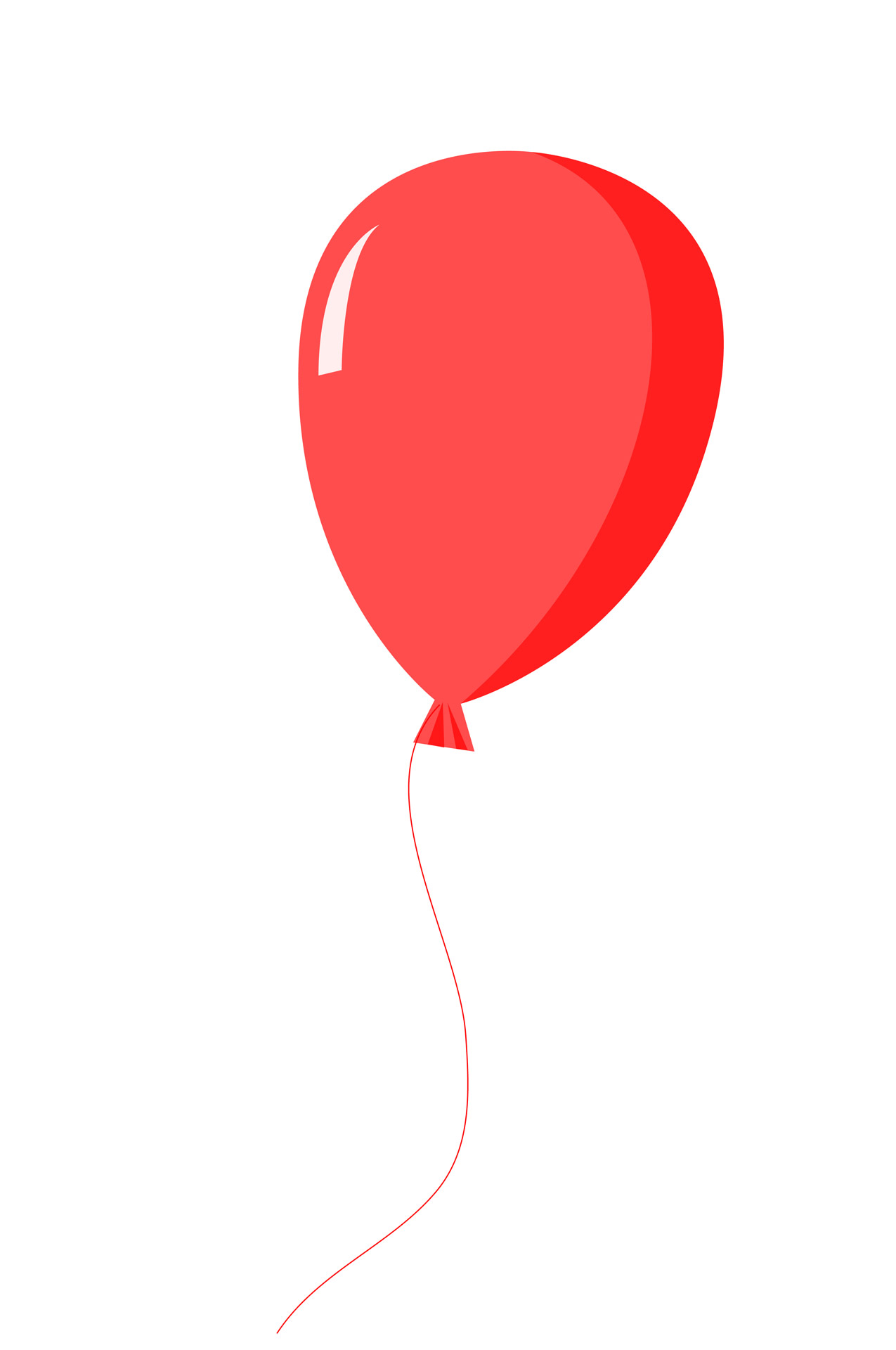 Red Balloon Clipart Free Stock Photo Hd Public Domain Pictures