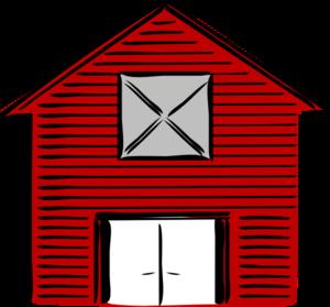 ... Red Barn Clip Art - ClipArt Best ...