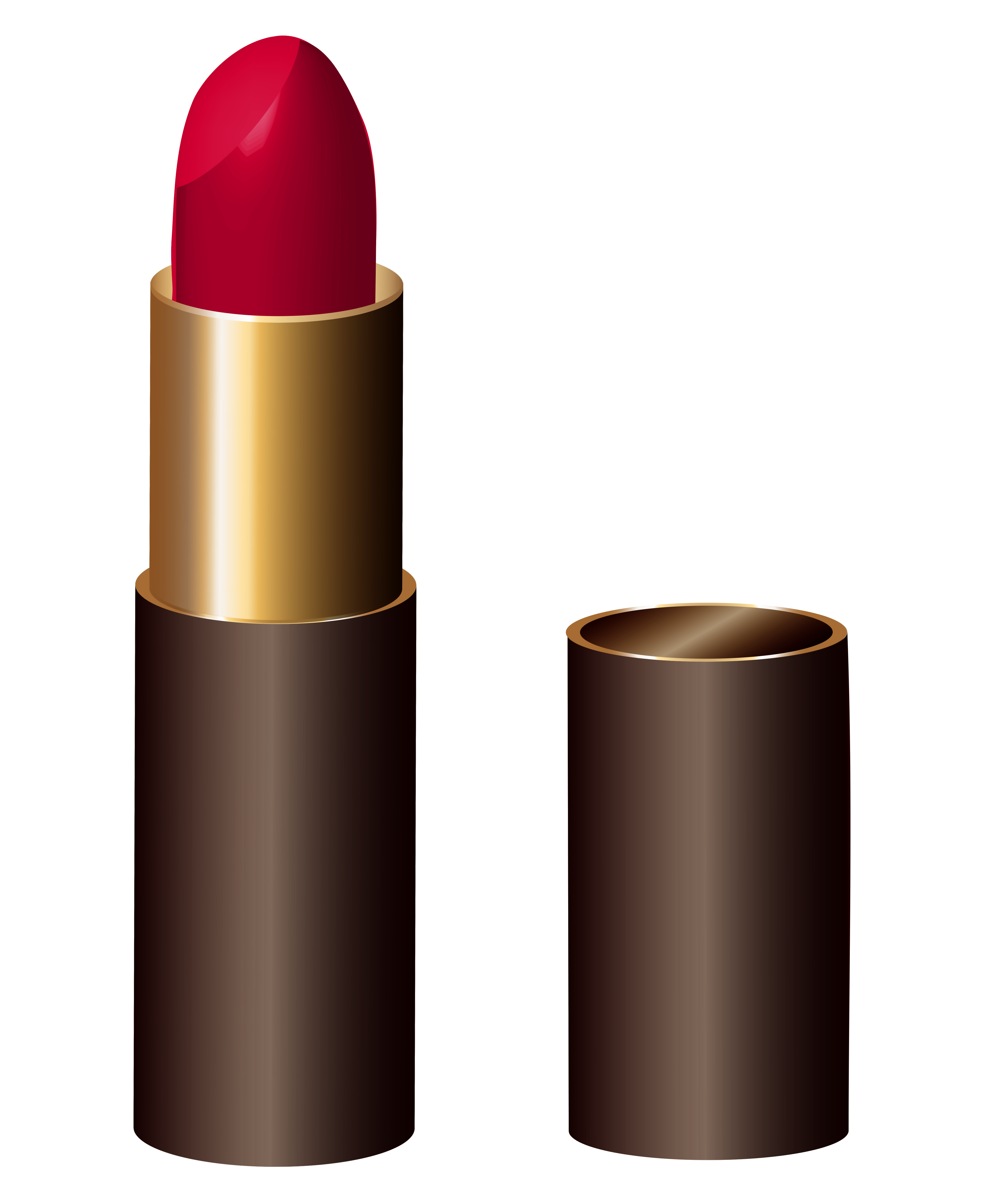 Red Lipstick PNG Clipart Image