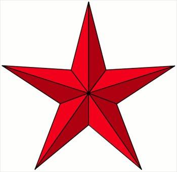 red-pointy-star