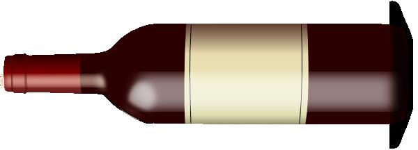 Red Wine Bottle Large Clip Art At Clker Com Vector Clip Art Online