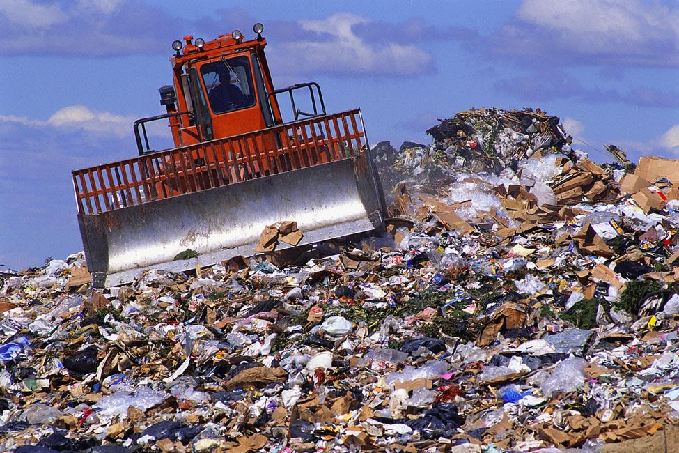 Reducewaste landfill clipart - .
