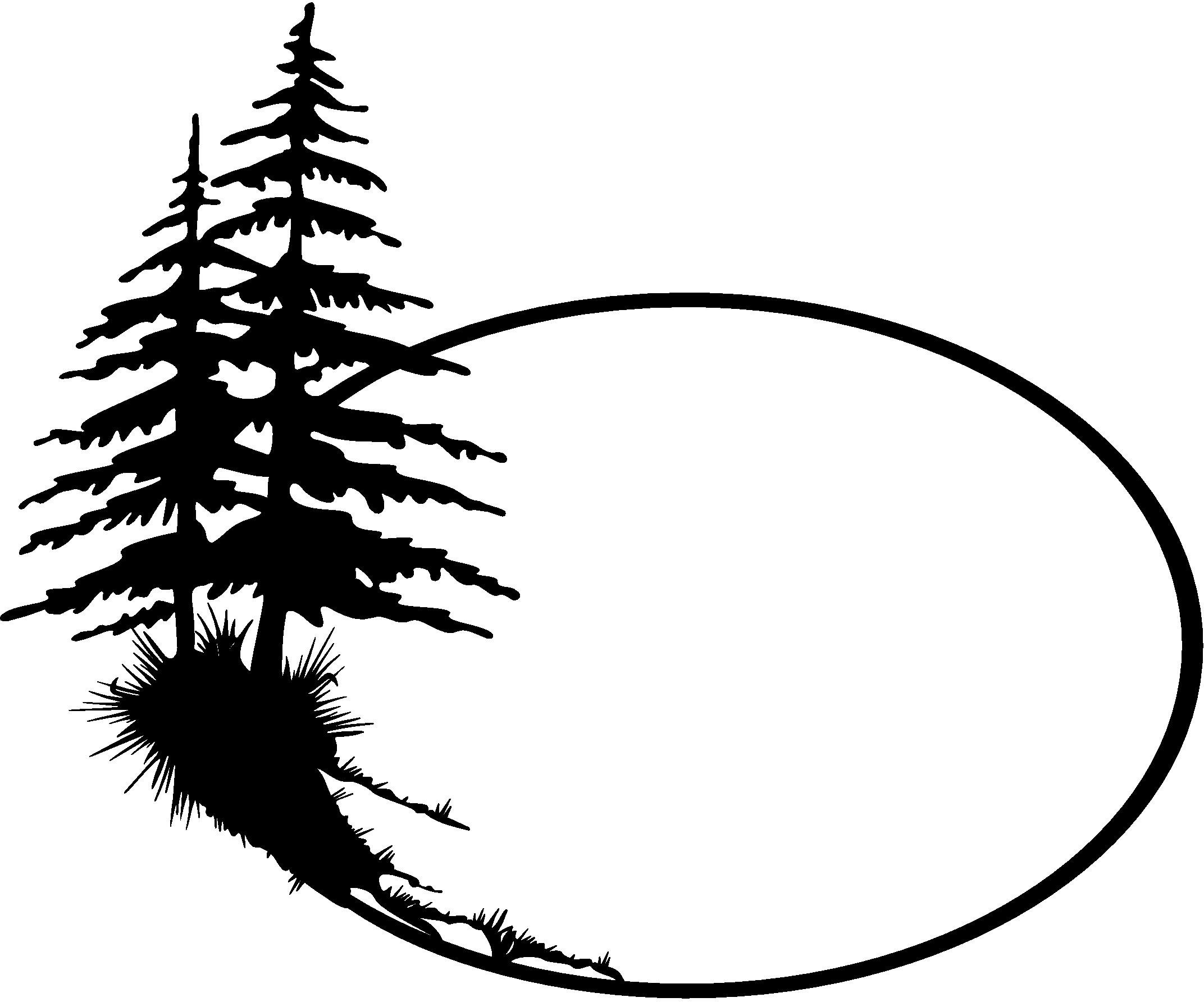 ... Redwood forest clipart; Pine Trees Silhouette | Free Download Clip Art  | Free Clip Art ..
