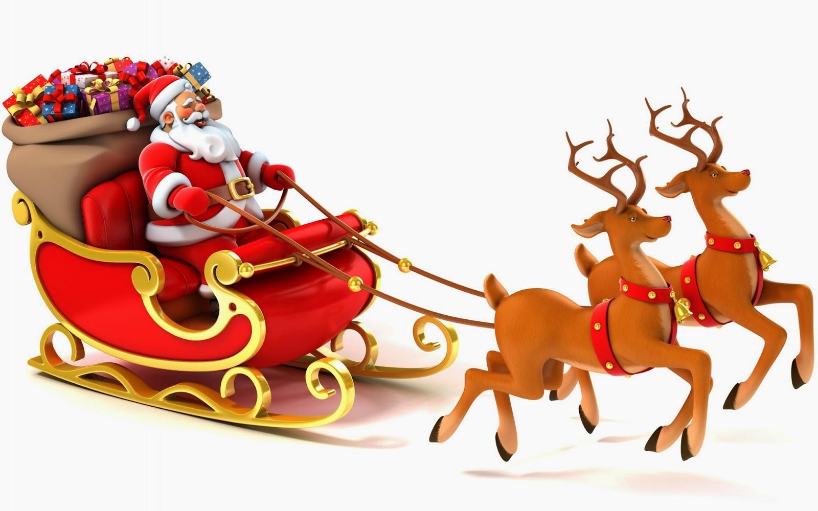 Reindeer Clipart #22152