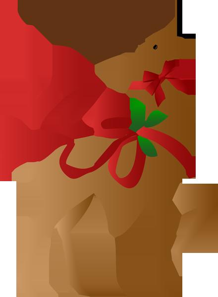 Christmas-Reindeer.png 440×600 pixels