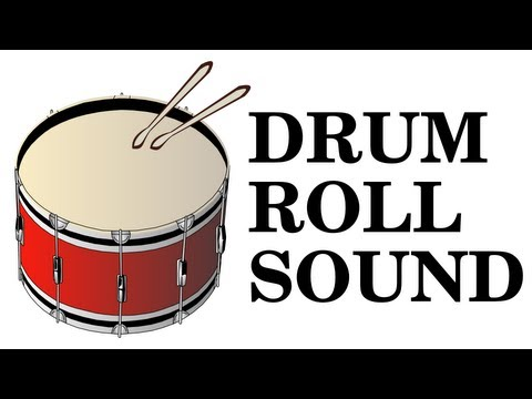 Related Video Of Drum Roll Clip Art