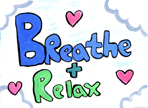 Relaxation clip art - ClipartFest