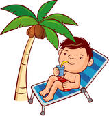 Relaxation Clip Art Free
