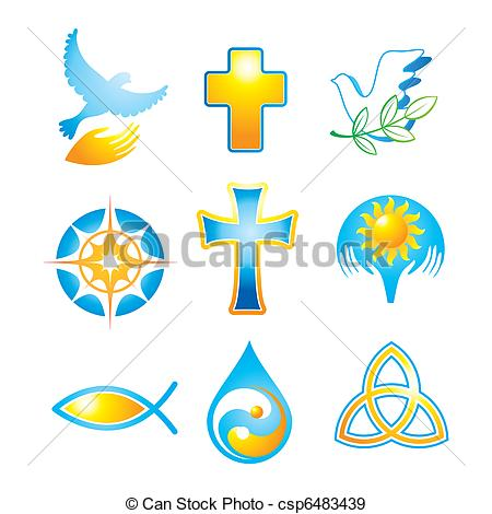 collection-religious-symbols - csp6483439