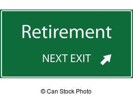 Retirement clip art 4