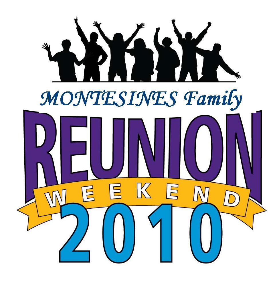 Reunion Clip Art. Logo For Family Reunion