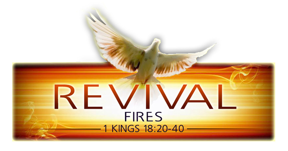 Revival Fire of the Holy .