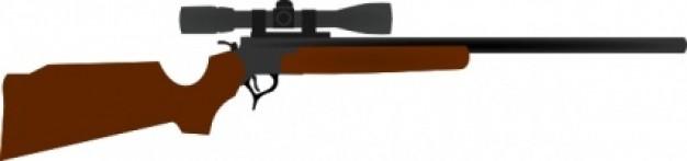 rifle clipart