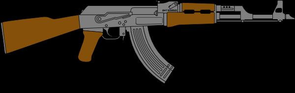 Rifle Clip Art Image