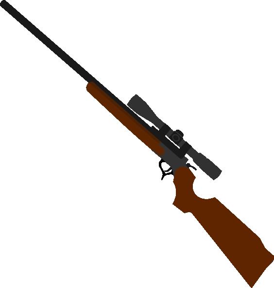 Rifle cliparts