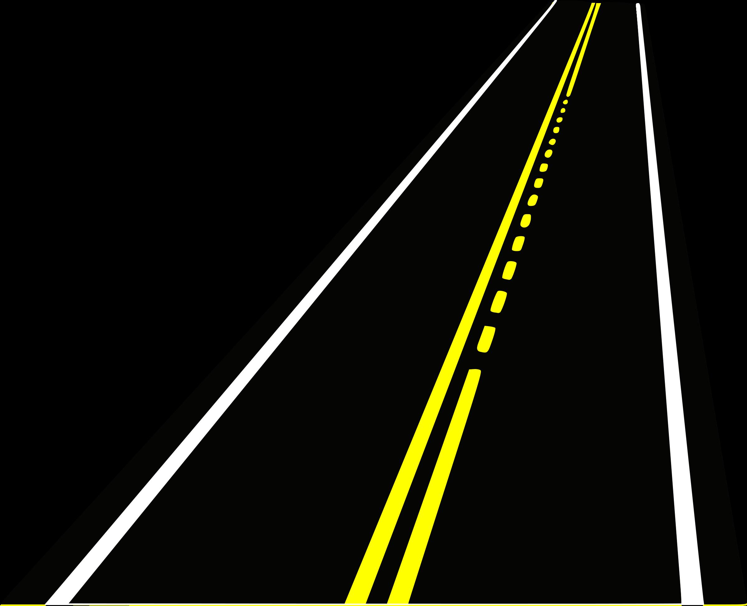 Road Background Clip Art Roadway 20clipart