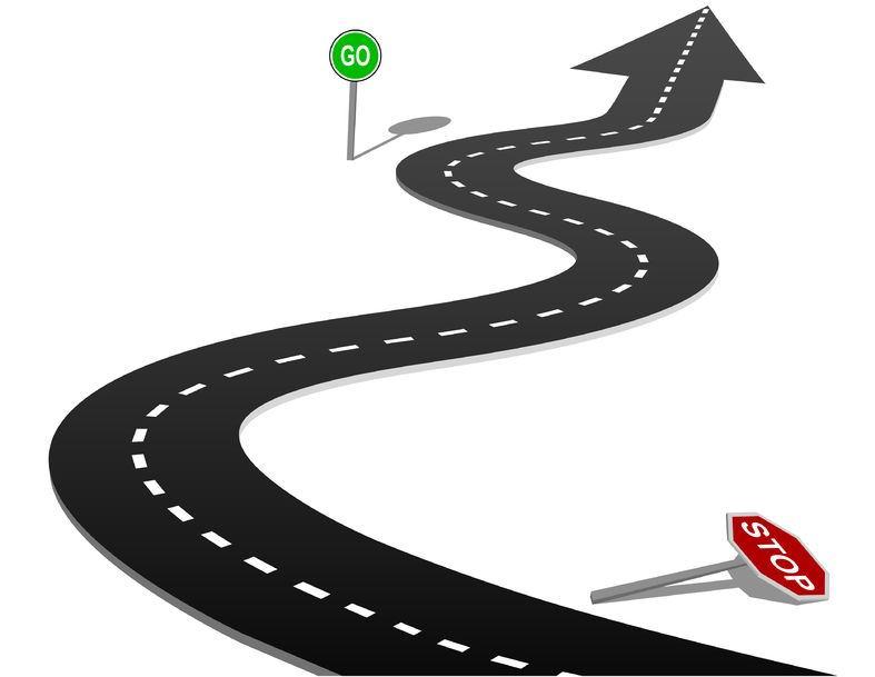 Road Map Clip Art Clipart Free Clipart