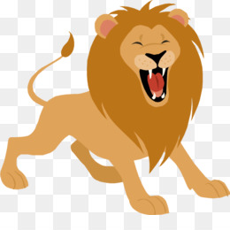 Lionu0027s roar Cartoon Clip art - Lion Roar Cliparts
