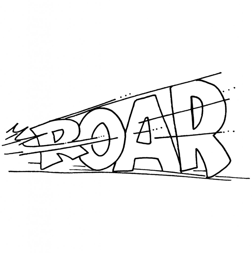 Roar Type