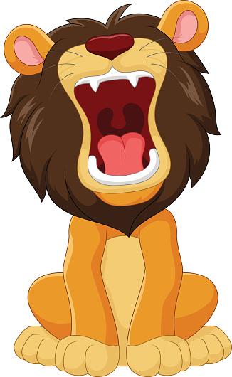 roaring lion clipart roar lion cliparts251633 history clipart