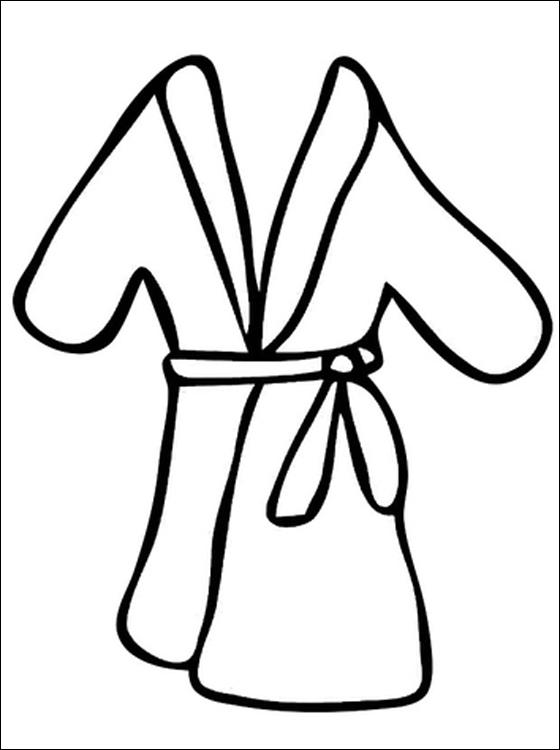 Clipart Robe Clipart