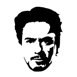 Robert Downey Jr Clipart-hdcl - Robert Downey Jr Clipart