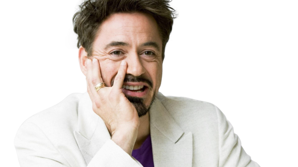 Robert Downey Jr. MQ PNG2 by Viggo Barnes by ViggoBarnes hdclipartall.com