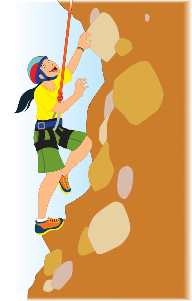 Rock climbing clip art - ClipartFest