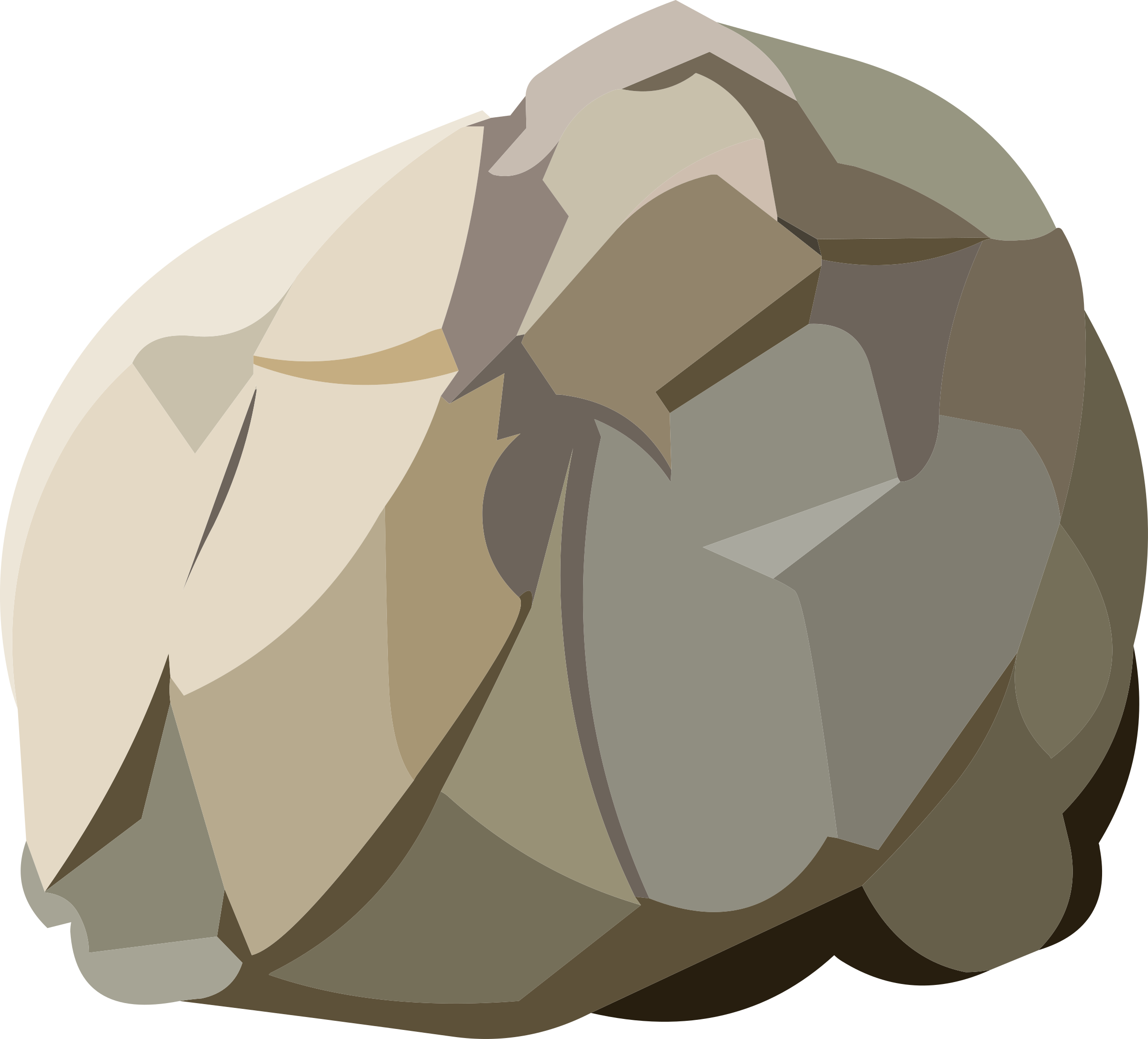 Rock Collection Clipart