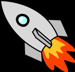 Clipart Rocket Clipart