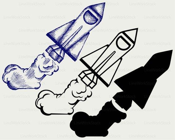 image 0 - Rocket Clipart
