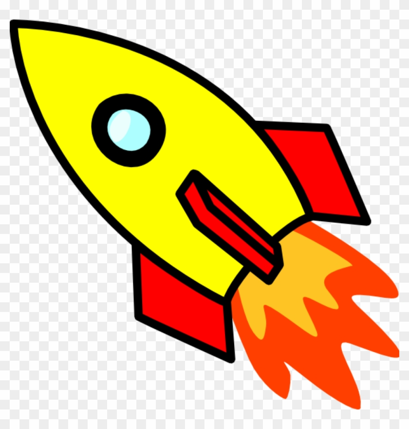 Rocket Clipart Rocket Clip Art At Clker Vector Clip - Rocket Clipart