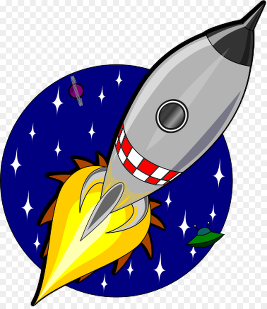Rocket Spacecraft Clip Art - Rocket Clipart