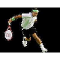 Roger Federer Transparent PNG Image